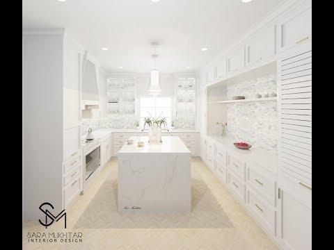 ورشة تصميم داخلي لمطبخ بالريفيت -الدرس الثالث- Revit workshop for Interior design -kitchen-#03
