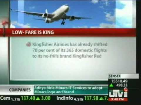 SpiceJet interview-Sanjay Aggarwal on UTVi(India Business Day Plus)-13/8/09