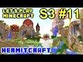 Minecraft Amplified Survival Ep. 11 - Dmac's Back !!! ( Hermitcraft Server )