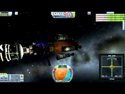E-016- Two Launches One Perfect Docking - Kerbal Space Program Season 4