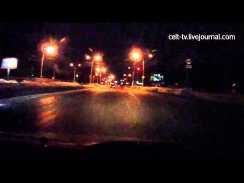 Кровавая погоня в Чебоксарах за пьяным водителем