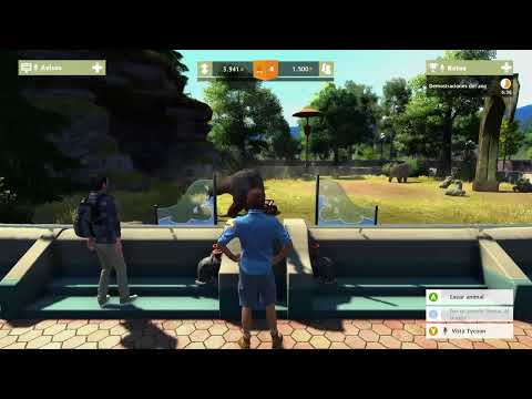 ZOO TYCOON l EL COMENZO l Ep 1
