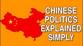 CHINESE POLITICS EXPLAINED SIMPLY || WHY IS CHINA IMPORTANT?