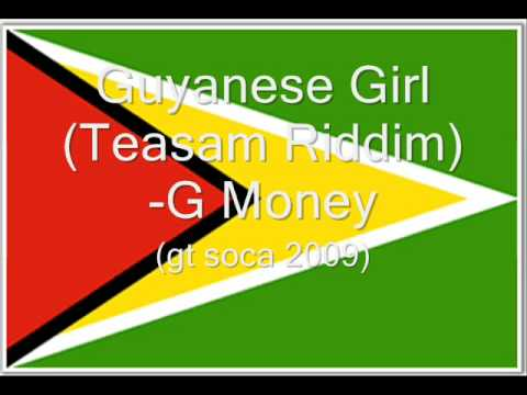Guyanese Girl - G Money (Guyana Soca 2009)