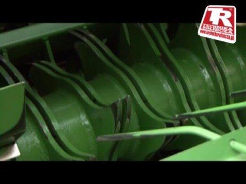 Sipma Z-599 Prasa Zmiennokomorowa - Technika rolnicza