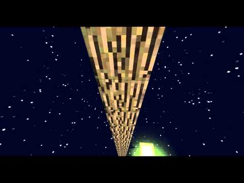 MINECRAFT: Longest Free Fall (2048+ blocks)