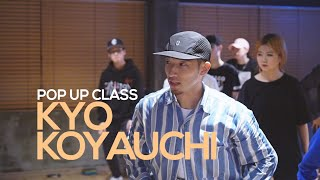 "KYO(ZiGSO) Pop-up Class ""The Fly"""