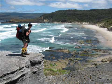 The South Coast Track: 6 days, 85km in 5min. From Melaleuca to Cockle Creek, Tasmania. December 2008.