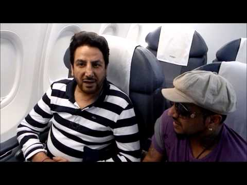 Gurdas Maan wishes BEST OF LUCK to Jazzy B Gippy Grewal & Simran...
