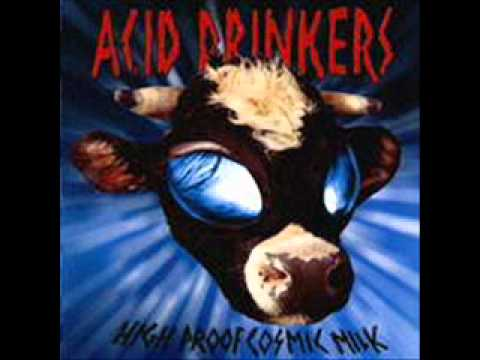 Acid Drinkers - Blind Leadin