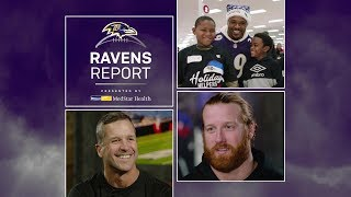 Ravens Report: Heading North for an AFC Battle