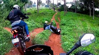 Dominar 400 better than RE 350? | Extreme OFF Road