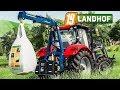 LS 19 Landhof #4: Spezial-KRAN für Saatgut-Beutel   LANDWIRTSCHAFTS SIMULATOR 19