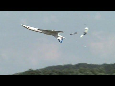 Concorde, Crash - Jets Over Czech 2013