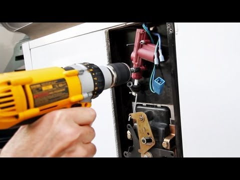 HOW TO: Repair RV Power Door Locks