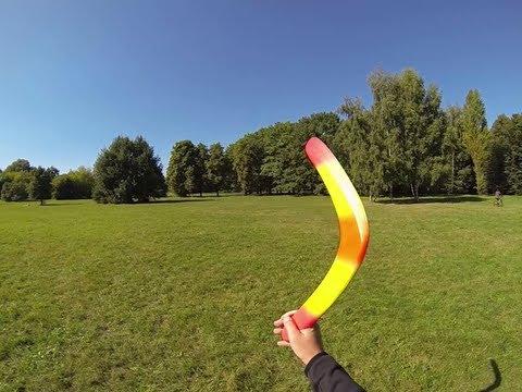 Boomerang Killer From Boomerang Hunter [bumerang Killer] video