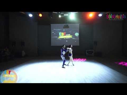Huseyin Deniz Randa - Deniz Kabul Dance Performance - EDF 2016
