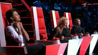 The Voice Russia   Blind Auditions  Mercy Chaga