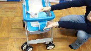 Xe đẩy Seebaby QQ2 - KidsPlaza.vn