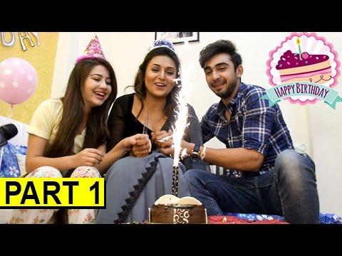 Ruhi & Adi Celebrate Ishi Maa's BIRTHDAY | Ye Hai Mohabbatein | Part 1