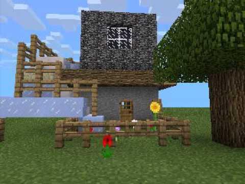 Las 6 casas mas feas y chidas de minecraft pe youtube - Casas en la provenza ...