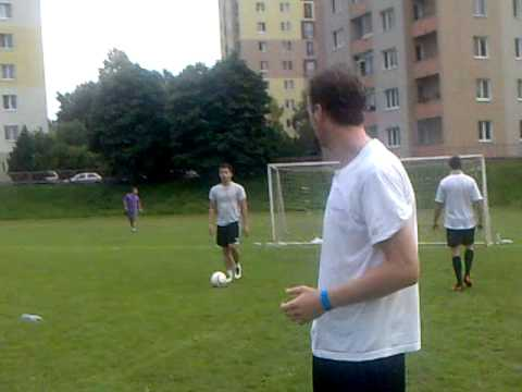 AT&T Bratislava, sports day, football finale
