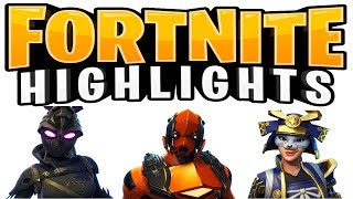 Best of Fortnite Moments and Funny Game Plays