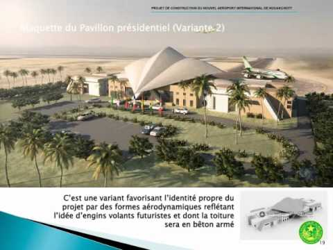 Projet de construction du nouvel aeroport international de Nouakchott