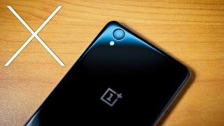 OnePlus X. Часть 2. Подробный обзор смартфона. Плюсы и минусы.