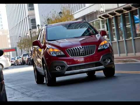 2016 Buick Encore : Review