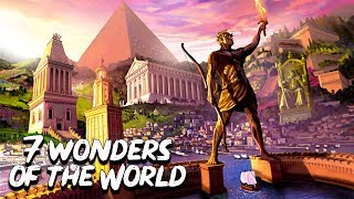 The Seven Wonders of Ancient World - Ancient History - See U in History