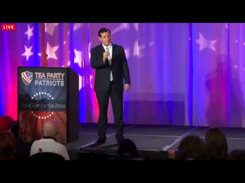 Sen. Ted Cruz Speaks at Tea Party Patriots 5 Year Anniversary