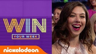 Kids' Choice Awards Party, Cutest Dogs Ever 🐶 , Custom Kicks 👟  & More! | #WinYourWeek | Nick