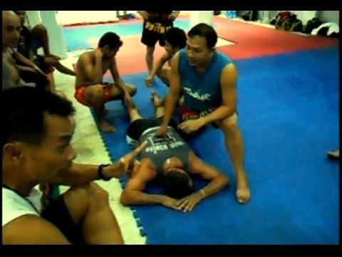 MUAY THAI - Sport Massage  ( Highlights )