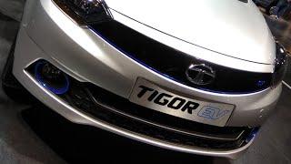 TATA ने लॉन्च की अपनी पहली सबसे सस्ती इलेक्ट्रिक कार | TATA TIGOR EV | मिलेगा 1.62 लाख रुपये की छूट