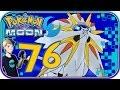 Pokemon Sun and Moon - COMPLETE POKEDEX WALKTHROUGH [100%] - Part 76: Catching Solgaleo