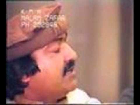Khyal Mohammad--pashto ghazal--zulfe pa oogo bande