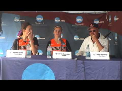 2013 NCAA DIII Softball Championship - Game 5 - Anderson