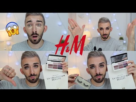 CRASH TEST & Makeup H&M - TOP OU FLOP ?