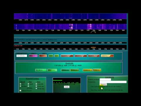WEBSDR DEMO 1 HQ