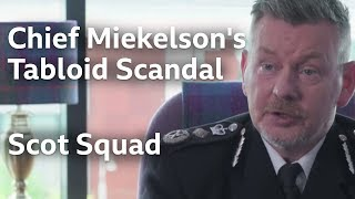 Exclusive Video of Chief Miekelson's Tabloid Scandal I Scot Squad