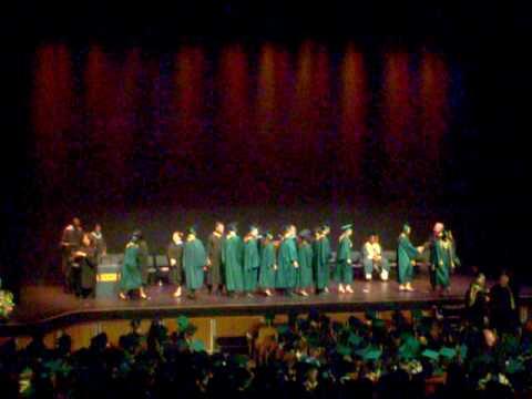 Matthew's graduation - Nova High School 2009