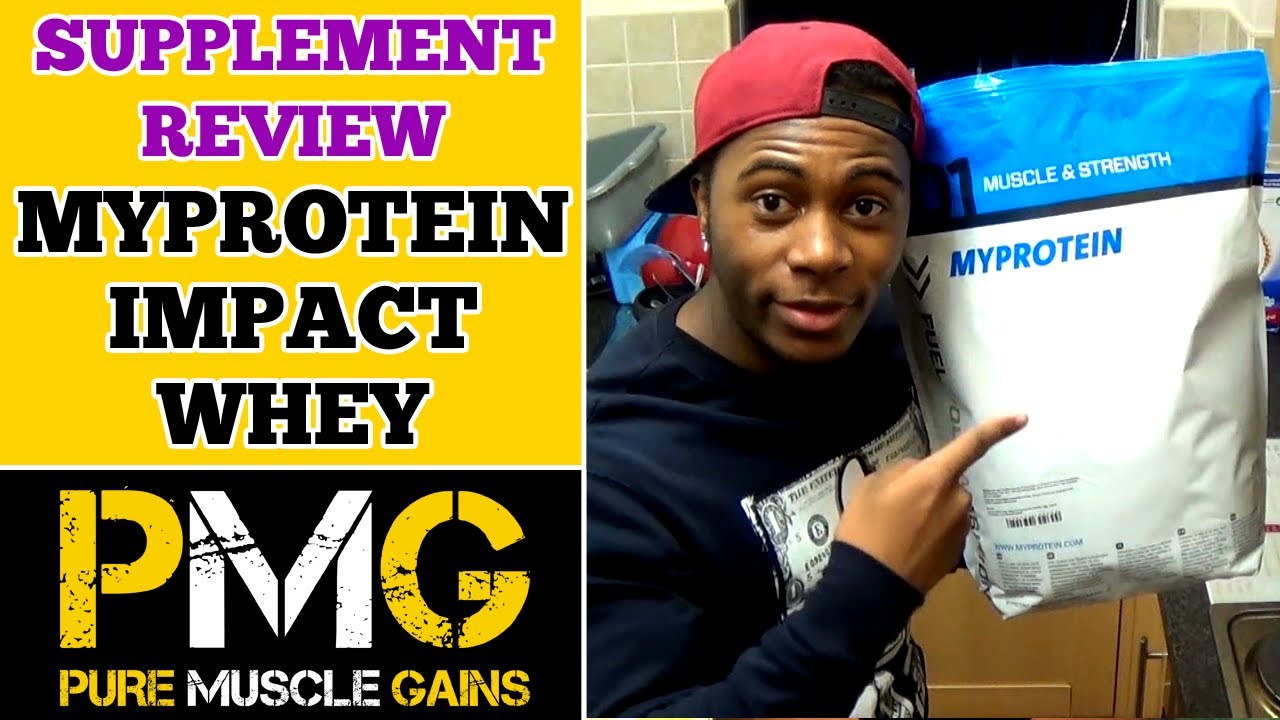 Muscle Impact Whey Protein Myprotein Impact Whey Protein