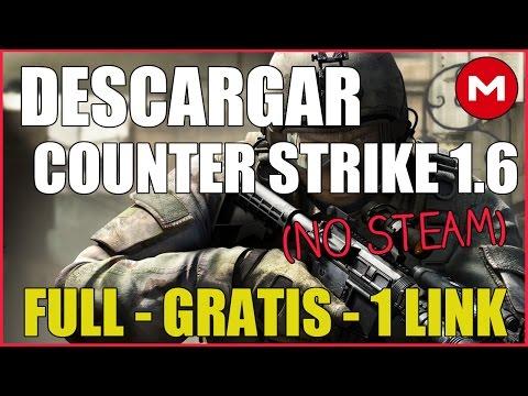 Descargar Counter Strike 1.6 | Full - Español - Gratis - 1 Link Mega/Mediafire - Windows 7/8