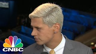 Breitbart Editor Milo Yiannopoulos On DNC & His Twitter Ban | CNBC