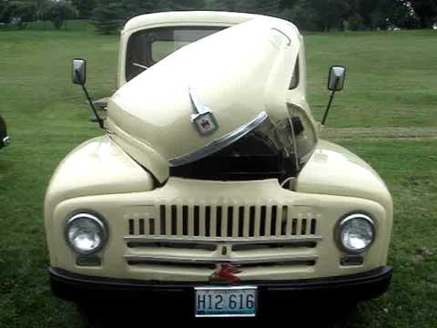 RARE TRUCK - '51 INTERNATIONAL HARVESTER