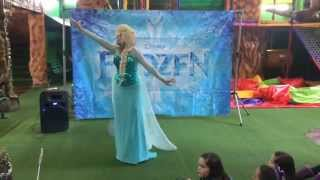 SHOW DE FROZEN - KID CITY SHOWS INFANTILES