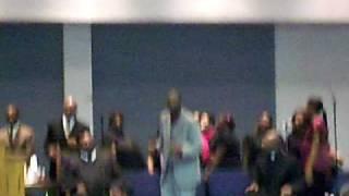 PHILIPPI CHURCH OF CHRIST CHOIR '' I FEEL YOUR SPIRIT ALL OVER ME''