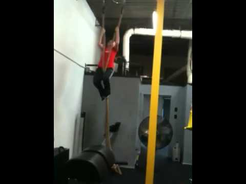 dogtownsc.com - Hope Bonner Double Rope Climb