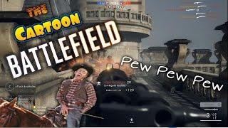 Battlefield 1 With Cartoon Sound Effects & The Wilhelm Scream!